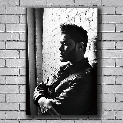 N-383 The Weeknd Starboy Hot Wall Poster Art 20x30 24x36IN