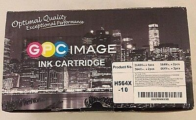 GPC Image Ink Cartridges Partial Box 564XL for HP 934XL 935XL 902XL 564XL 920XL