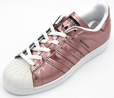 competitive price eb7a8 26085 Adidas Donna Scarpa Sneaker Casual Tempo Libero Art. Cg3680 Superstar W  Difetto