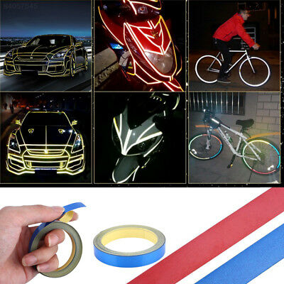 02C3 5mx1cm Reflective Tape Stickers Car Automobiles Decoration Warning Safety