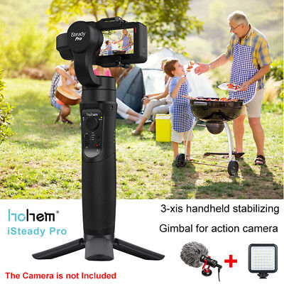 Hohem iSteady Pro Handheld 3-Axis Stabilizer for GoPro Hero For Phone for YI