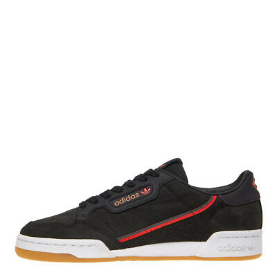 6a342f39ffa New Mens adidas x TfL Continental 80 Trainers - Bakerloo Central Suede