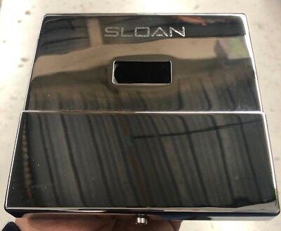 SLOAN Cover Plate with Sensor EL-1500