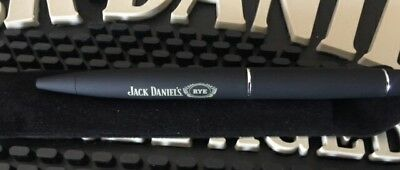 Jack Daniels Barrel Aged Rye Limited Edition Fine Writers Ink Pen with Sleeve