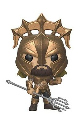 FUNKO Pop Heroes AQUAMAN Arthur Curry as Gladiator 244 4in Vinyl Action Figure