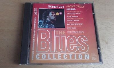 The Blues Collection Buddy Guy and others CD Compact Disc