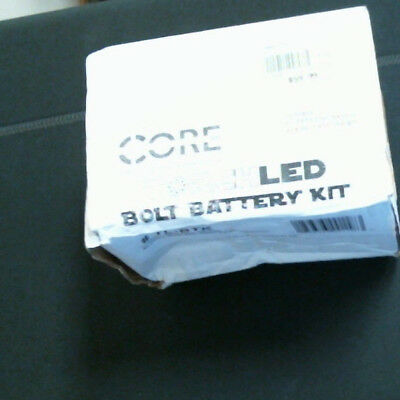 Core SWX Battery Kit for TorchLED Bolt, TL-F970 L series