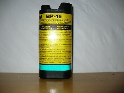 3M BP-15 Breathe Easy Battery Pack, Nickel Metal Hydride