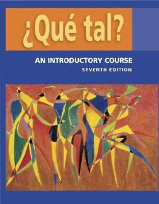 Que Tal?: An Introductory Course Student Edition with Bind-In Olc Passcode Card