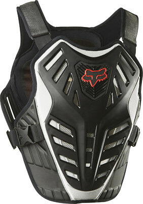 Fox Racing Race Subframe Adult Chest Protector Roost Deflector MX ATV