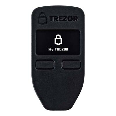Trezor ONE Hardware Wallet | Black | Brand NEW | Factory Sealed