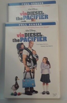 The Pacifier (Full Screen Edition) dvd with Vin Diesel