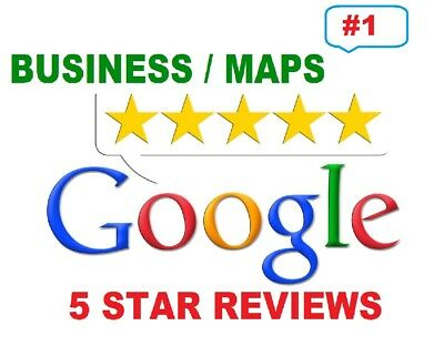 Add 100x 5-star Google Customer reviews, Real reviews, All reviews are SEO safe