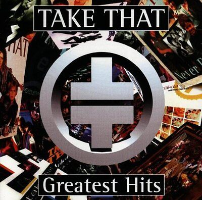 Take That - Greatest Hits - UK CD album 1996
