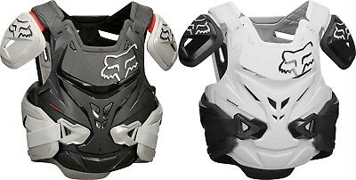 2019 Fox Racing AIRFRAME PRO Chest Back Protector Roost Guard MX ATV Off road