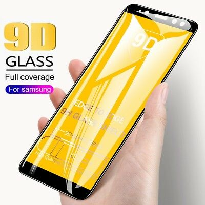 For Samsung Galaxy J3 J4 J5 J6 2018 Tempered Glass Screen Protector Film Cover