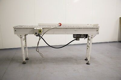 CONVEYOR - 2 metre - 3 phase, electric