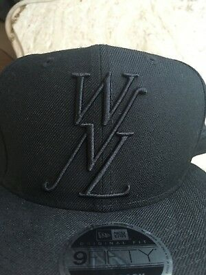 fe16a562ed271 ... usa public school new york city x wnl black psny limited edition  snapback era cap 5db71