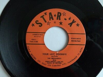 Vocal Group 45 Repros - Mostly Mint Minus - Any 5 For $19.99