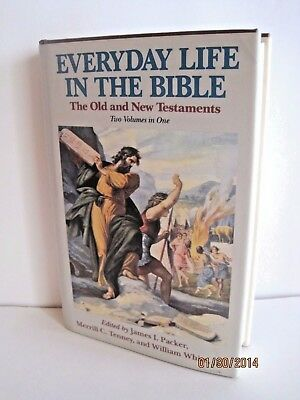 Everyday Life in the Bible : The Old and New Testament by J. I. Packer (1989, Ha