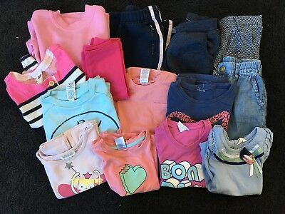 girls bulk Play Clothing Bonds Milkshake Cotton On Size 3
