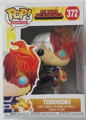 Funko POP Animation Todoroki #372 My Hero Academia Vinyl Figure