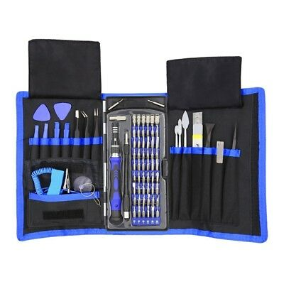 80 In 1 Precision Screwdriver Set With Magnetic Screwdriver Kit 56 Bits Rep W8A7