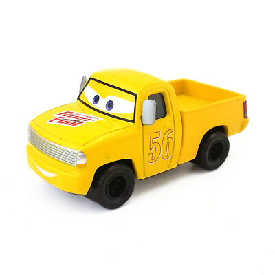 Disney Pixar Cars No 56 Fiber Fuel Pickup Metal Toy Car 1 55 Baby