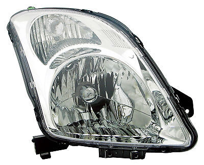 Phare Feux Avant Suzuki Swift 3 02/2005-09/2010 Optique Passager Droit