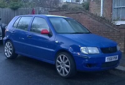 2001 VW POLO 1.4 Match 6N2 - Spares or repairs