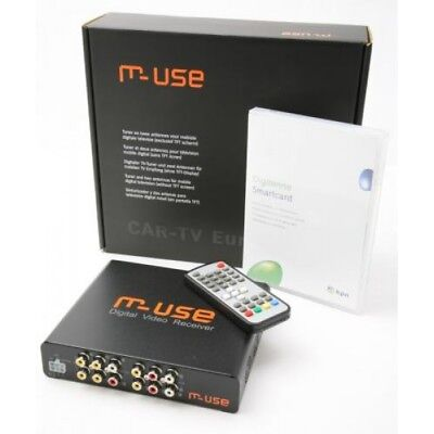 M-USE CARTV3 DVB-TV tv tuner (complete system)