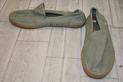 104f2b4f7bf SANUK  BASKET CASE  Canvas Slip On Womens Size 9 -  29.99
