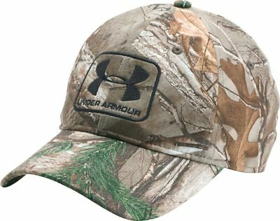 a83c5a4a5f62a UNDER ARMOUR UA Outdoor Full Camo Realtree Xtra Brown Logo Hunting ...