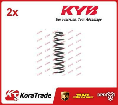 2 x KYB SUSPENSION REAR COIL SPRING X2 PCS KYBRC6727