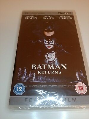 Batman Returns [UMD Mini for PSP] - DVD brand!!!! new