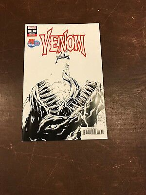 SDCC 2018 VENOM 3 VARIANT Donny Cates Ryan Stegman Marvel Spiderman 1st KNULL