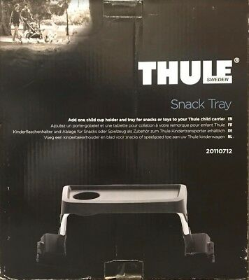 Thule Snack Tray  for Thule Glide/Urban Glide Child Carrier/Stroller