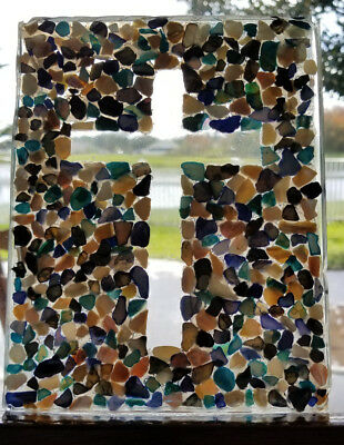 Handmade Beautiful Mosaic Stained Glass Cross