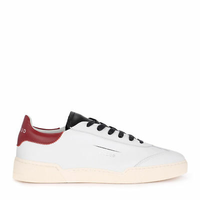 GHOUD VENICE   SNEAKERS Uomo Veau Blanc   Red Tg. 39 - NUOVE NEW ... 9a51b11b367