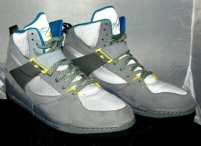 competitive price 62260 659f0 Nike Jordan Air Flight 45 High Max Men s Grey Shoes Size 18  467927-027
