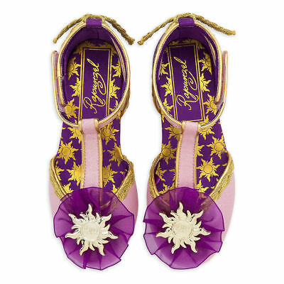Disney Store Rapunzel Costume Shoes Tangled The Series NEW