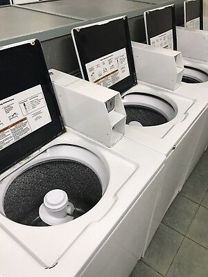 Whirlpool Coin Operated Washer Self Service Laundromat