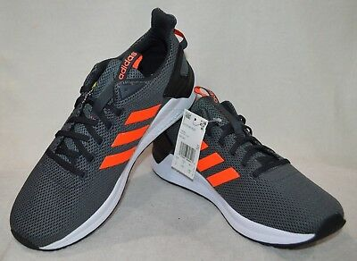 adidas Men's Questar Ride Carbon/Solred Running Shoes-Assorted Sizes NWB DB1342