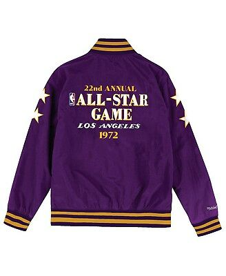 Authentic Mitchell   Ness NBA All Star 1972 Event Inspired Warm Up Jacket 96f7832bd