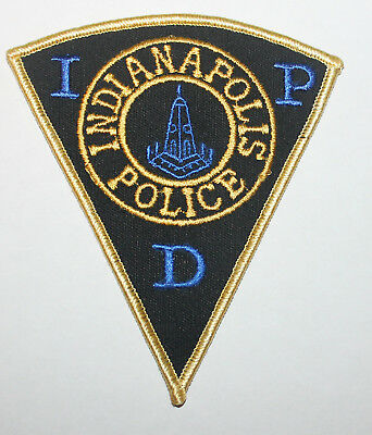 INDIANAPOLIS POLICE IN Capital City PD patch