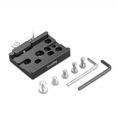 Smallrig 2143 QR placa de masa placa quick release Clamp (arca-tipo compatible)