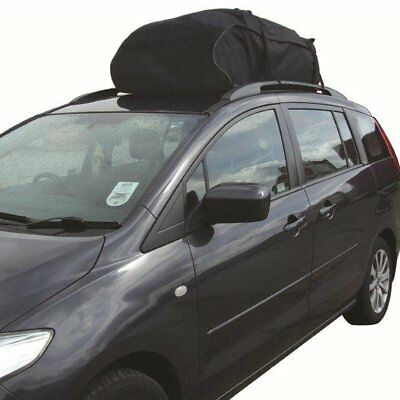 Car Roof Bag Cargo Top Box 458 Litre X-Large Water Resistance Van Storage
