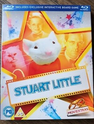Stuart Little (Blu-ray, 2011) Brand New Sealed Slip Cover edition Ships from USA