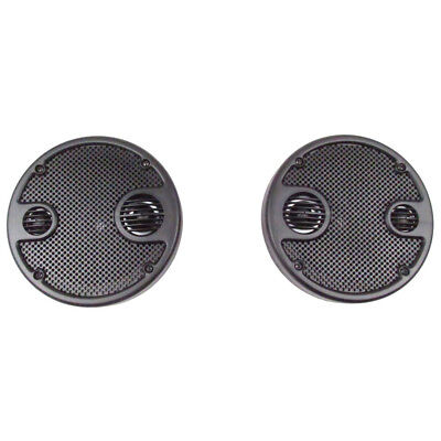 "J&M Audio Performance 5.25"" Rear Speaker Kit 2006-2013 Harley-Davidson Ultras"