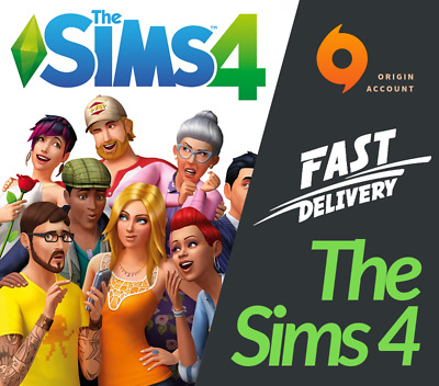 ✅ The Sims 4 (PC/Mac/Multilanguage) Region Free ✅ 100% quality | Origin